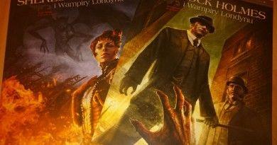 Sherlock Holmes i Wampiry Londynu, czyli nie polecam