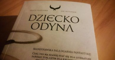 Dziecko Odyna, czyli fantasy z północy